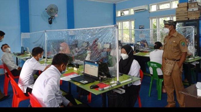 Disdikbud Nunukan Imbau Peserta Lolos Seleksi PPPK Guru 2021 Siapkan Berkas untuk Daftar Ulang