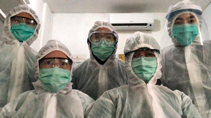 Upadate Minggu 24 Mei Ada 20 Perawat dan 14 Dokter di Kalimantan Barat Terinfeksi Covid-19
