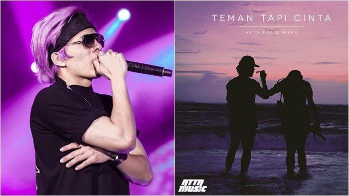Semakin Lengket dengan Aurel Hermansyah, Atta Halilintar Bakal Rilis Lagu Teman Tapi Cinta