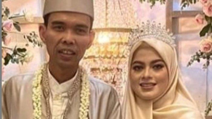 Seminggu Setelah Menikah dengan Ustadz Abdul Somad, Penampilan Baru Fatimah Az Zahra, Kata & Doa UAS