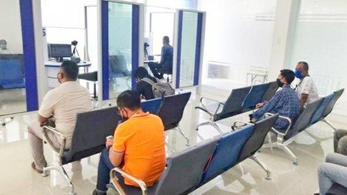 Tak Pakai Masker dan Tidak Taat Prokes Saat Urus SIM di Samarinda Bakal Ditolak