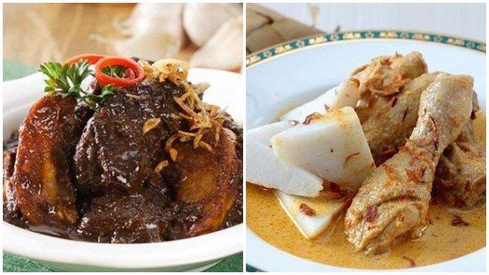 Menu Lebaran Idul Fitri, Resep Semur Daging, Opor Ayam, Ketupat dan Sayur, Hidangan Lezat Hari Raya