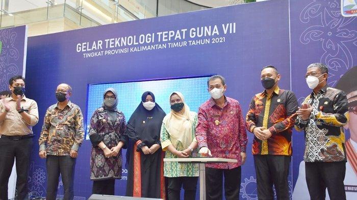 Seno Aji Hadiri Gelar TTG VII Provinsi Kaltim, Berharap UMKM Implementasikan Teknologi di Daerah