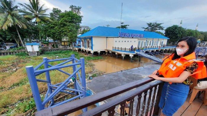 Ekspansi Eceng Gondok ke Dermaga Mahakam Hilir, Sentra Wisata Sungai di Samarinda