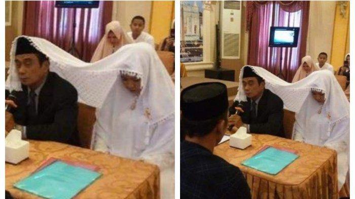 Viral di WhatsApp, Ibu Guru Relakan Suami PNS Poligami, Gubernur Nurdin Abdullah Angkat Bicara