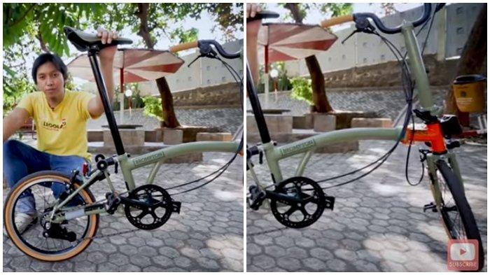UPDATE Harga Sepeda Lipat Brompton Juni 2020 Pasaran Indonesia, Ada yang Harga Rp 56 Jutaan