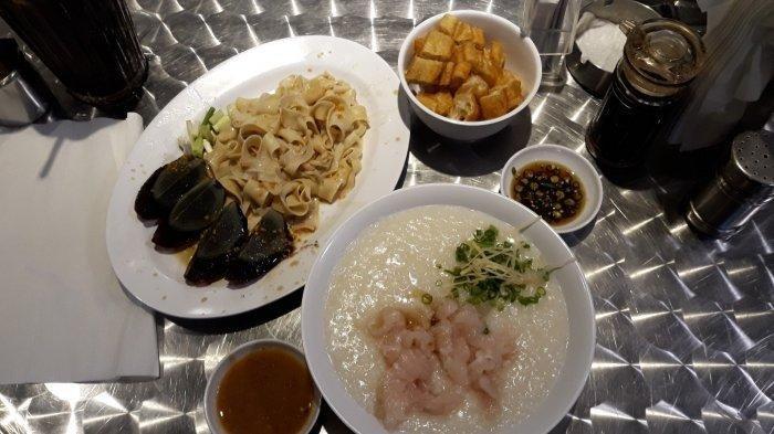 Ada Chicken Rice hingga Bubur Cina, Menjajal Restoran Kekinian Bercita Rasa Oriental di Kota Jakarta