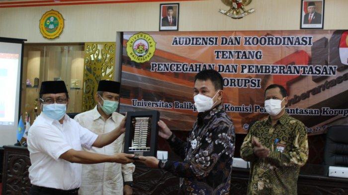KPK Sambangi Balikpapan, Nawawi Pomolango Sebut Kasus Dana Insentif Daerah Masih Dalam Pantauan