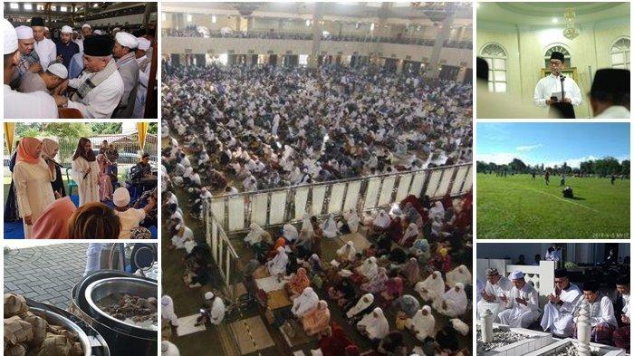 Masa Darurat Diperpanjang 91 Hari, Masyarakat Rayakan Idul Fitri Dalam Kondisi Darurat Virus Corona