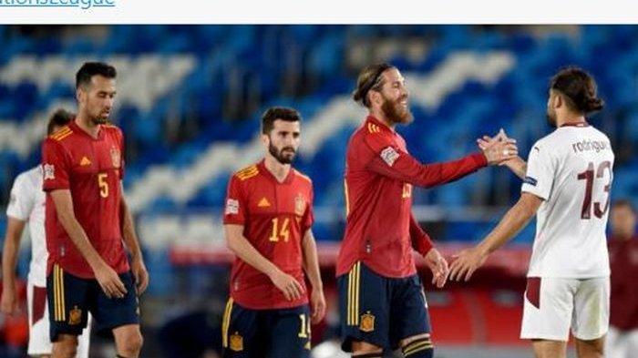 Lengkap, Jadwal Timnas Spanyol di EURO 2020, Luis Enrique Bongkar Alasan Tak Ajak Pemain Real Madrid