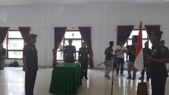 Dicopot dari Jabatan Dandim Kendari, Kolonel Kav Hendi Suhendi Mengaku Pasrah dan Menerima