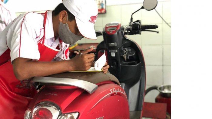 Dapatkan Promo Paket Sehat (Servis Hemat) Motor Honda di Bulan Maret 2021