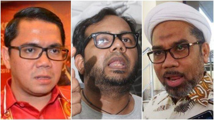 Setelah Bentak Emil Salim, Arteria Dahlan Diprotes Haris Azhar, Dibela Ali Mochtar Ngabalin