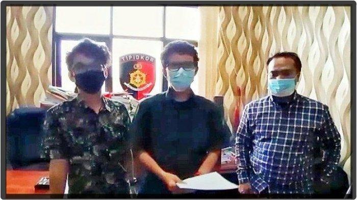 Setelah Dipanggil Polisi, Akhirnya Anak Anggota DPRD Samarinda yang Acungkan Jari Tengah Minta Maaf