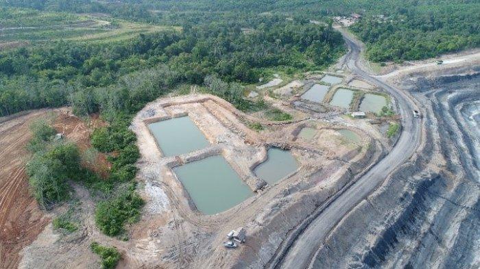 Pencemaran Lingkungan di Kutai Barat, PT GBU Patuhi Sanksi Administrasi dan Bangun Settling Pond
