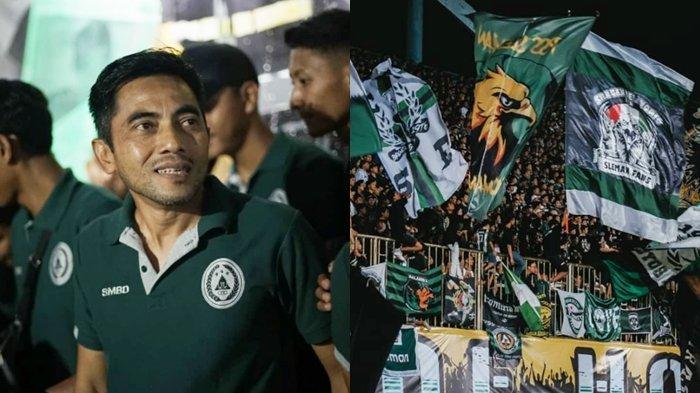 Amarah Suporter PSS Sleman Usai Asisten Luis Milla Singkirkan Seto Nurdiantoro, Viral #BCSMELAWAN