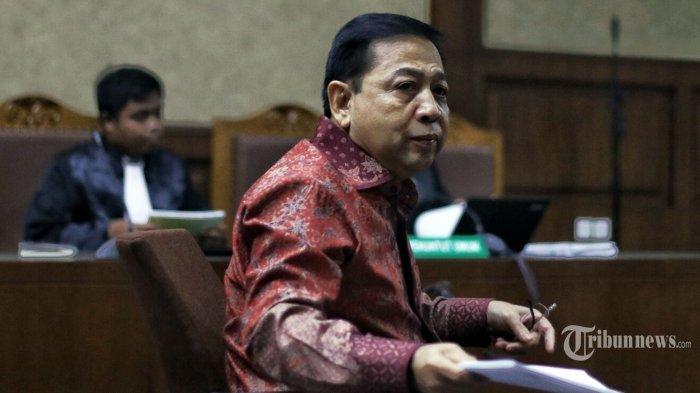 Hari Ini, Majelis Hakim Dijadwalkan Bacakan Vonis Setya Novanto