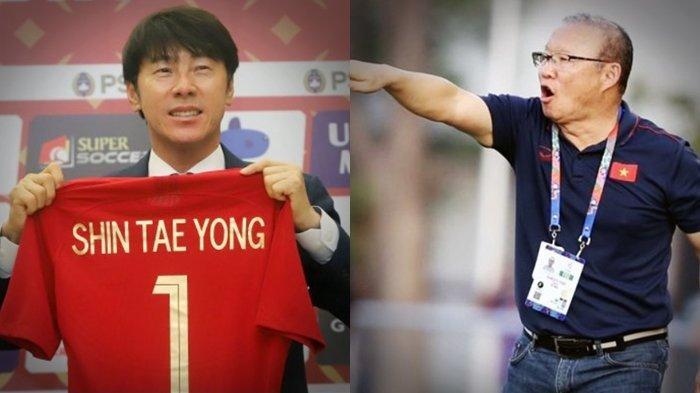 Jelang Timnas Indonesia vs Vietnam, Park Hang-seo Intip Strategi, Kejutan Shin Tae-yong, Live SCTV