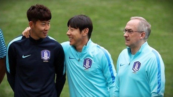 Pilih Timnas Indonesia atau Gantikan Roberto Donadoni di Liga Super Cina, Ini Jawaban Shin Tae-yong
