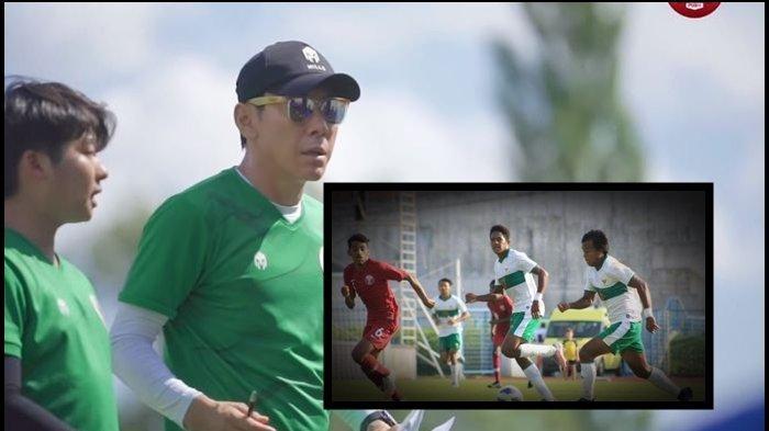 Update Timnas Indonesia U-23, Cara Shin Tae-yong Buat Adam Alis Cs Ngotot Dalam Latihan, Ada Hadiah