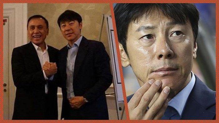Dikabarkan Latih Klub di China, Shin Tae-yong Beri Jawaban Begini, Masih Ada Peluang Latih Timnas?