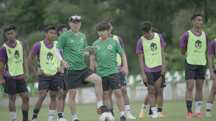 Garuda Muda Kalah Telak dari Kroasia, Shin Tae-yong Evaluasi Mental Pemain Timnas U-19 Indonesia
