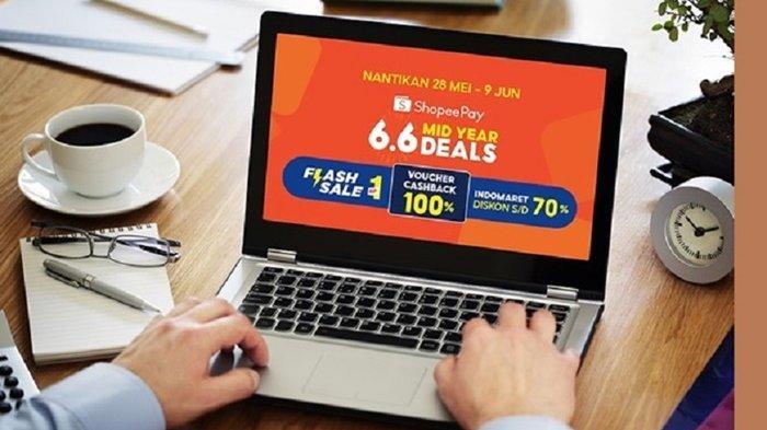 Ajak Masyarakat Apresiasi Pencapaian Tengah Tahun, ShopeePay Hadirkan Kampanye 6.6 Mid Year Deals