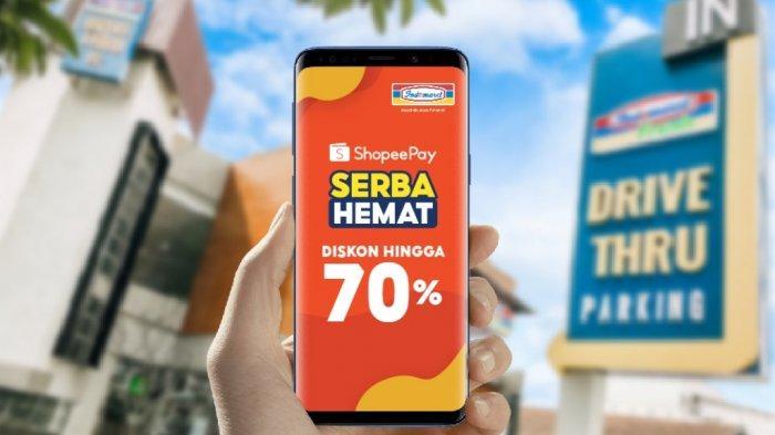 ShopeePay Gandeng Indomaret Perluas Jangkauan Pembayaran Digital