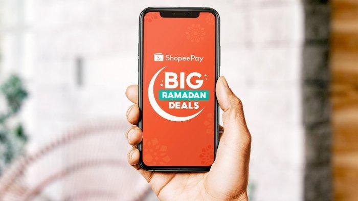 Dari hasil riset bersama Jakpat, ShopeePay Big Ramadan Deals hadir dengan berbagai promo menarik, dari Deals Rp1 hingga kirim THR gratis ribuan emas.