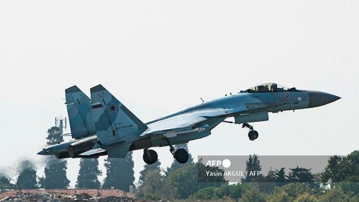 Gegara Jet Tempur Sukhoi Su-35 dari Rusia, Negara Besar Ini Tak Ingin Militer Indonesia Makin Kuat