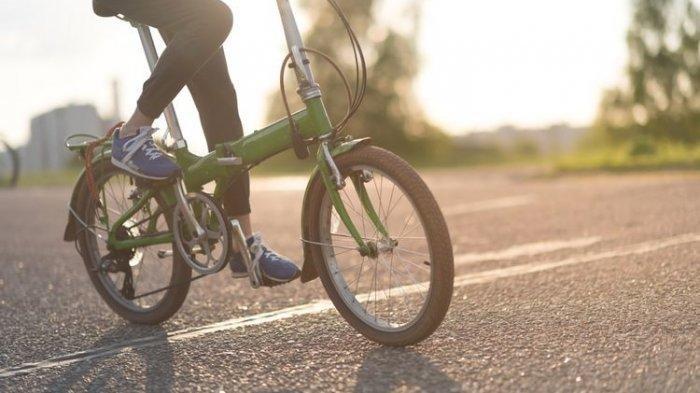 Untuk Keselamatan Pengguna Sepeda, Inilah Ruas Jalan di Surabaya Sediakan Jalur Khusus Pesepeda