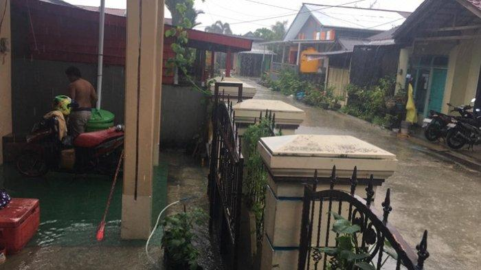 Samarinda Banjir Lagi, Hujan Deras Ketinggian Air Sudah 80 Centimeter, Hendra: Minta Warga Waspada!
