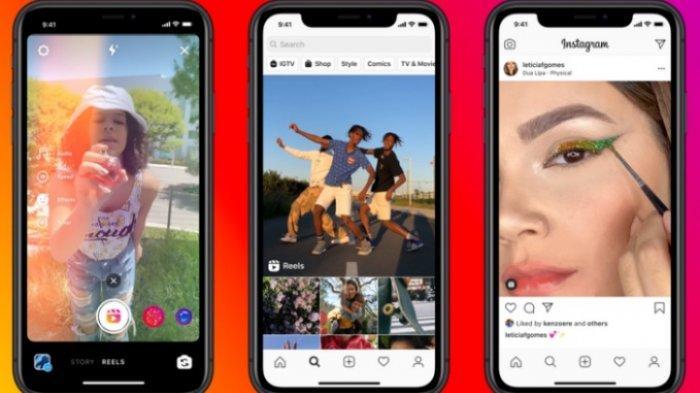 Siap Saingi TikTok, Instagram Resmi Merilis Reels di 50 Negara, Simak Kelebihan Fitur Baru Ini