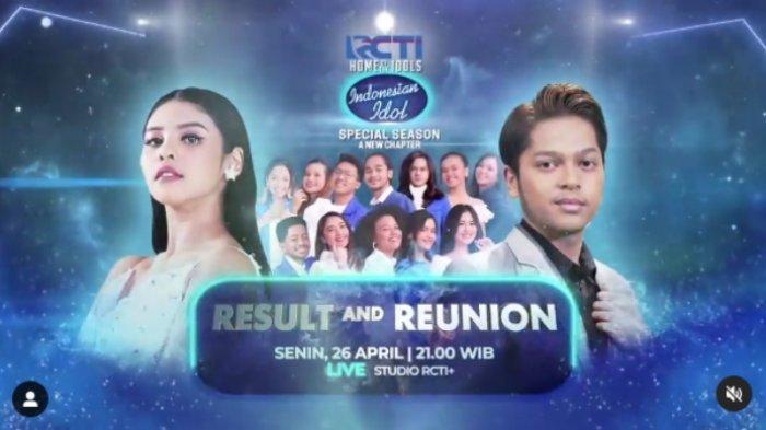 Siapa Juara Indonesian Idol 2021 Mark atau Rimar? Jadwal Result and Reunion Show, Prediksi Juri