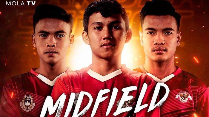 SIARAN LANGSUNG Garuda Select vs Juventus Malam Ini Jam 21:30 WIB, Live Streaming Gratis Mola TV App