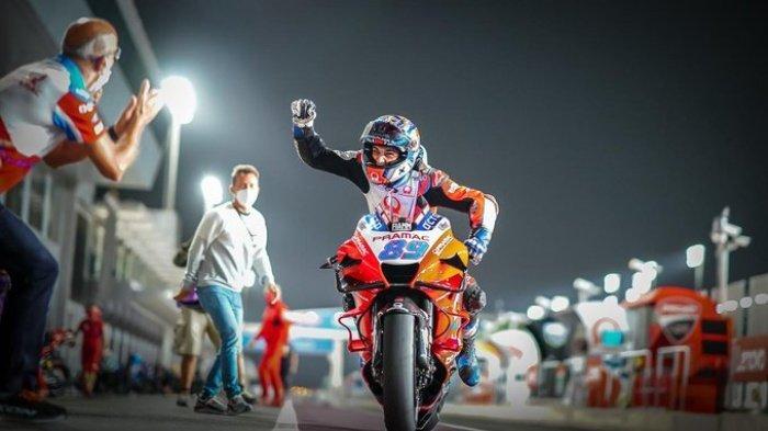 LENGKAP Jadwal MotoGP 2021, Mandalika Batal jadi Sirkuit Balap Rider MotoGP, Ini Kata Sandiaga Uno