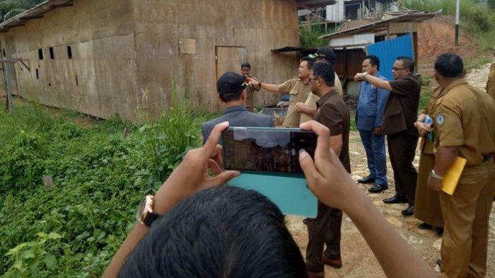 Komisi III DPRD Bontang Minta Drainase & IPAL Pasar Citra Mas Loktuan Rampung Sebelum September 2020