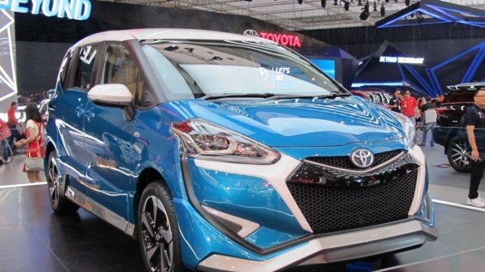Harga Toyota Sienta 2019, Diberi Diskon Sampai Rp 20 Juta dan Ada Suguhan Facelift di Jakarta