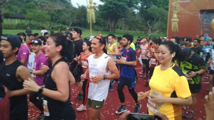 Borobudur Marathon 2018, Pelari Kenya Berhasil Finis Pertama
