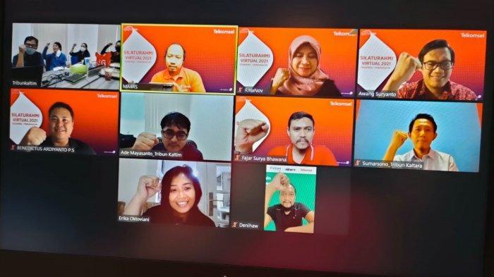 Telkomsel Regional Kalimantan Perluas Spot 5G dan Persiapkan Infrastruktur IKN