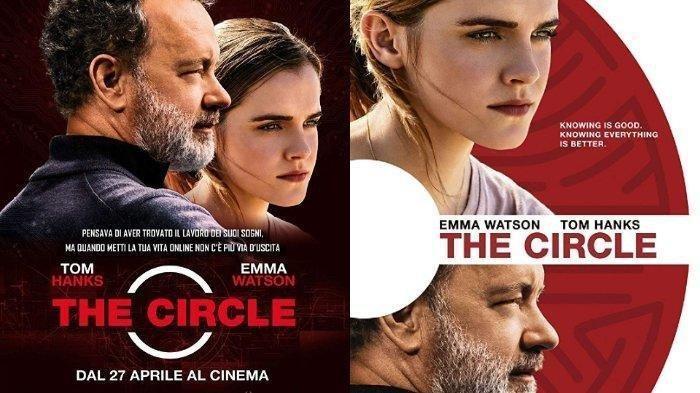 LENGKAP! INILAH SINOPSIS The Circle 2017 di Trans TV, Film yang Dibintangi Emma Watson dan Tom Hanks