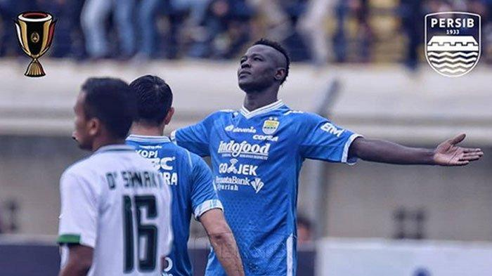 VIDEO CUPLIKAN 7 Gol Persib Bandung vs Persiwa Wamena, Ezechiel Ndouassel Cetak Hattrick