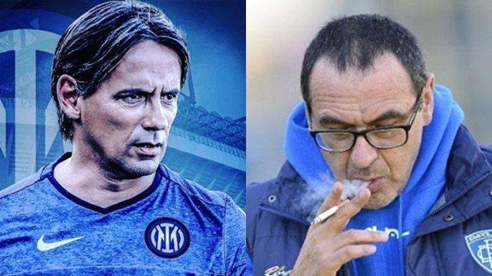 Inzaghi Pergi ke Inter Milan, Lazio Posting Gambar Rokok, Kode Sambut Kedatangan Maurizio Sarri
