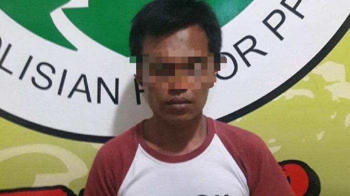 Kedapatan Simpan Sabu 1,26 Gram, Seorang Pemuda Ditangkap Polisi di Waru Penajam Paser Utara