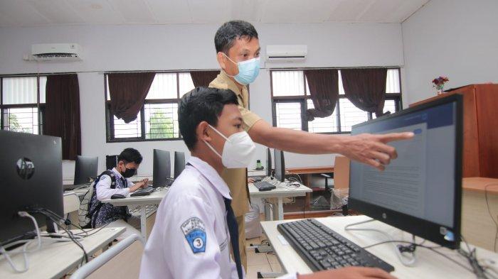 83 SMP di Balikpapan Gelar Simulasi Ujian Tatap Muka, 45 Siswa Jadi Sampling Tiap Sekolah
