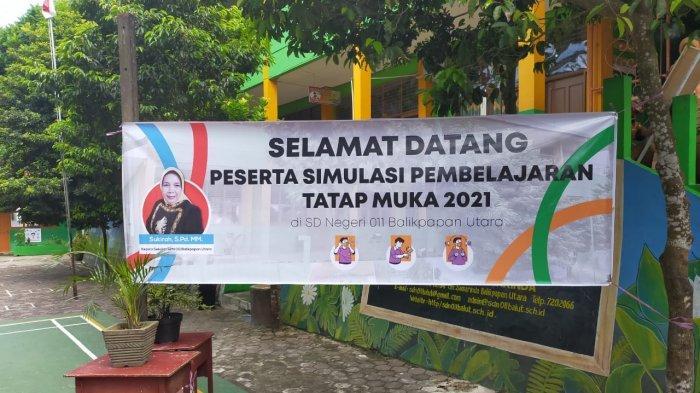 Untuk mempersiapkan sekolah sekaligus sosialisasi Pembelajaran Tatap Muka (PTM), Disdikbub Balikpapan menunjuk 7 sekolah di tiap kecamatan sebagai sekolah pelaksana simulasi PTM.
