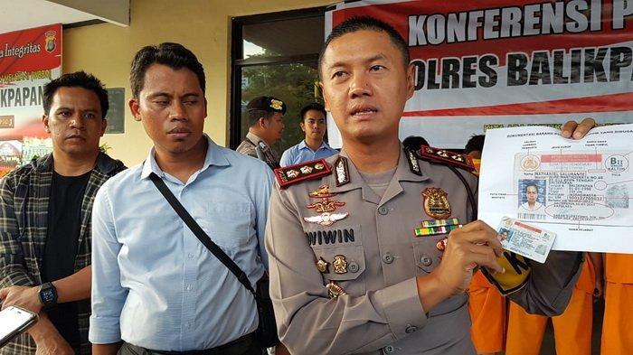 VIDEO - Polisi Berhasil Membongkar Sindikat Pemalsu Dokumen di Balikpapan