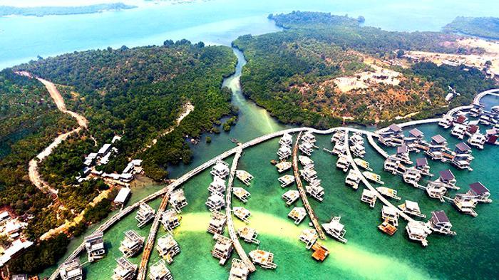 VIDEO- Singapura Menyulap Pulau Manis Jadi Eco-Resort Terbesar di Indonesia