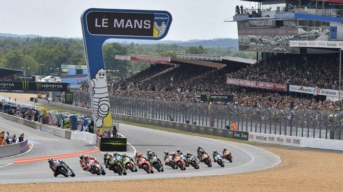 Jadwal MotoGP 2021 Live Trans7 Sekarang, Cek Hasil FP1 GP Prancis di Streaming UseeTV & Fox Sports 2