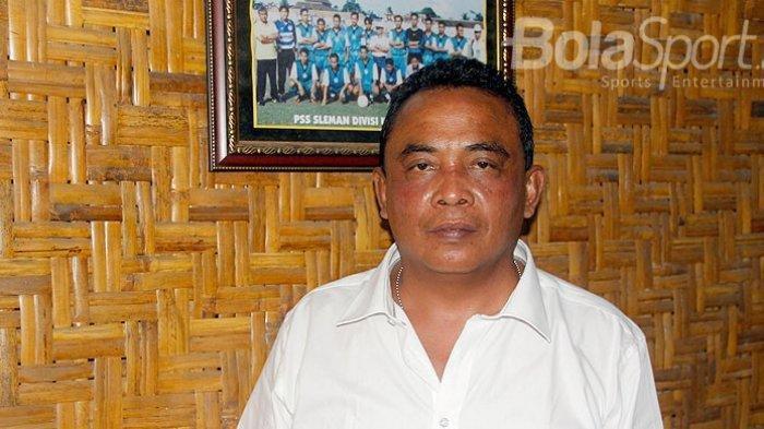 Eks Manager PSS Sleman Bantah Pernyataan Vigit Waluyo, Jajaki Kemungkinan Layangkan Somasi